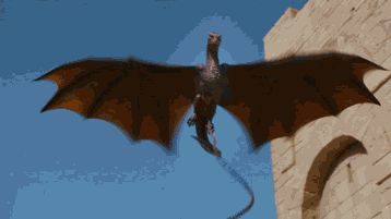 Fire-Breathing Dragon Downvotes (Game of Thrones)