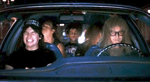 Headbanging (Wayne's World)