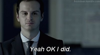 Yeah OK I Did (Moriarty)