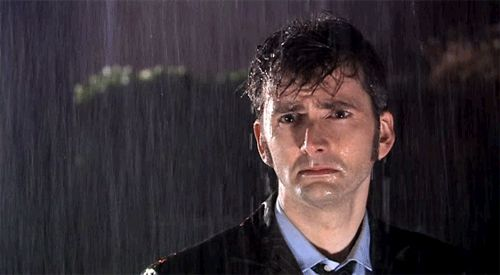 Sad in the Rain with Nosedrip (Doctor Who)