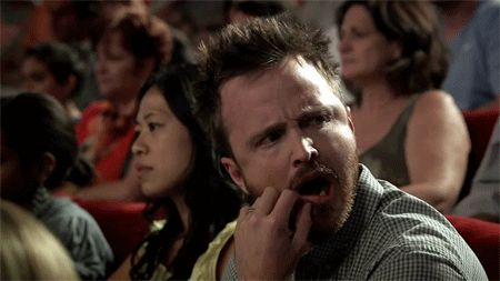 Boooooooo, Bitch! (Aaron Paul)