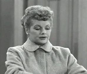 Lucy Disapproves (I Love Lucy)
