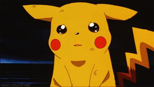 Pikachu Crying (Pokémon)