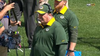 Yes! (Mike McCarthy)
